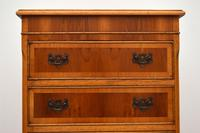 Antique Georgian Style Yew Wood Chest on Chest (5 of 13)