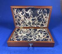 Late Victorian Arnold & Son, London Mahogany Box (3 of 12)