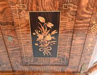 Victorian Credenza Walnut Sideboard Cabinet c.1880 (5 of 16)