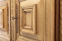 17th Century Flemish Bleached Oak Cabinet (13 of 13)