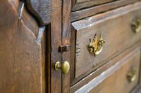 Carved Oak Dresser Base (5 of 8)