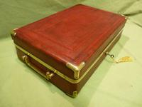 Quality French Fitted Travel – Vanity Box. c1880 (13 of 13)