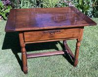 Walnut Country Table (3 of 9)