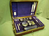 Quality French Fitted Travel – Vanity Box. c1880 (12 of 13)