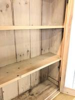 Victorian Antique Pine Glazed Dresser (7 of 8)
