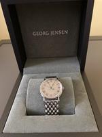 Georg Jensen Stainless Steel Watch (5 of 5)