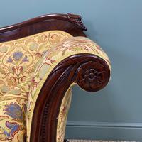 Spectacular Regency Mahogany Antique Sofa / Settee (2 of 9)