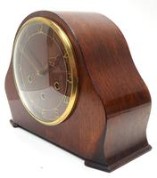 Wow! Fine Arched Top Art Deco Mantel Clock – Musical Westminster Chiming 8-day Mantle Clock (3 of 9)