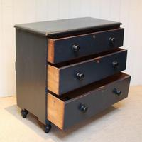 Victorian Painted Chest of Drawers (9 of 10)