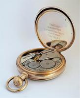 Vintage 1930s Vertex Pocket Watch (4 of 5)