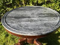 Flame Mahogany Gueridon Centre Table (6 of 7)