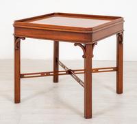 Regency Style Mahogany End Table c.1920 (4 of 6)