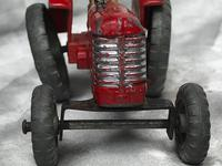 1950's Dinky Toys Massey Harris Red Tractor Plough Manure Spreader Disc Harrow (22 of 36)