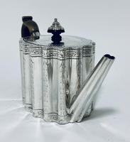 18th Century Georgian Solid Sterling Silver Teapot (2 of 16)