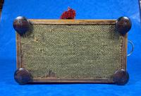 Regency Rosewood Twin Section Tea Caddy (9 of 12)