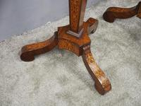Pair of Queen Anne Style Torcheres / Candle Stands (7 of 9)