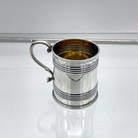 Antique Sterling Silver Christening Mug Edinburgh 1836 John Mckay (6 of 7)
