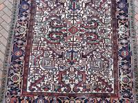 Old Heriz Carpet 296x212cm (8 of 8)