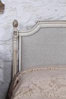 Newly Upholstered King Size Empire Style Bed (7 of 7)