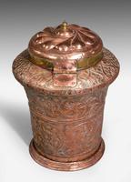 Mid-19th Century Eastern Lidded Vase (6 of 6)