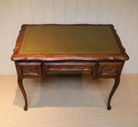 French Oak Writing Desk (4 of 8)