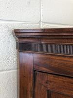 Antique 19th Century Mahogany Wall Hanging Corner Cupboard (M-1696) (7 of 11)