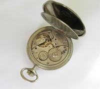 Antique Doxa Pocket Watch, for the German market (3 of 6)
