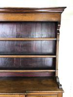 Antique 19th Century Oak Dresser (15 of 16)
