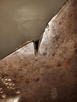16th Century Austrian Castle Armourers Kitchen Cleaver (6 of 11)