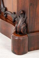 Good Victorian Rosewood Side Cabinet (7 of 8)