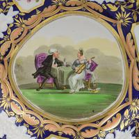 Regency New Hall Bone China Dessert Dish Dr. Syntax Series Pattern 2679 (8 of 9)