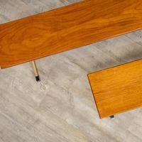 Pair of Teak Benches (7 of 7)