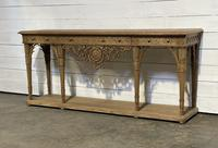 Wonderful French Walnut Console Table (8 of 36)