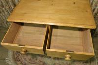 Petite Antique Chest - Stripped Pine Chest of Drawers (4 of 8)