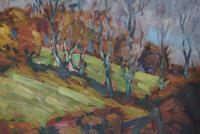 Bob Vigg Landscape Oil Painting West Cornwall (5 of 10)