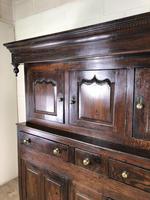 18th Century Welsh Oak Deuddarn Cupboard (10 of 12)