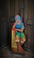 Antique Dummy Board of a Guard (2 of 4)
