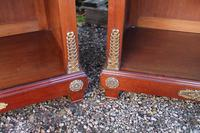 Pair of Mahogany Bookcases (8 of 9)