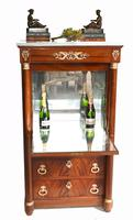French Empire Cocktail Cabinet Drinks Chest c.1920 (2 of 10)
