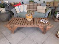 19th Century German  Potters Bench (5 of 7)