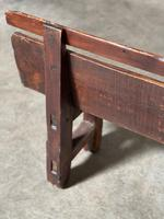 Rustic French Hall Bench (6 of 23)