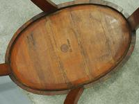 Mahogany Oval Wine Cooler / Jardiniere (2 of 8)