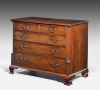 Attractive Late 18th Century Mahogany Chest of Drawers