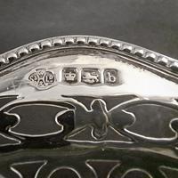 George V Silver Pierced Bowl (4 of 4)