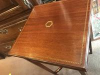Pair of Inlaid Edwardian Bed Tables (8 of 24)