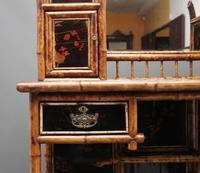 Impressive 19th Century Bamboo Cabinet (13 of 25)