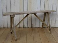 Antique French Console Table (4 of 8)