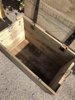 Vintage Wooden Crate Box with Red Cross Logo (10 of 10)