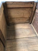 18th Century Carved Oak Mule Chest (8 of 13)