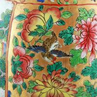 19th Century Chinese Canton Vase (7 of 8)